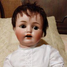 Muñecas Porcelana: BEBÉ ELITE MAX HANDWERCK - W. GOEBEL 45 CM. Lote 153397025