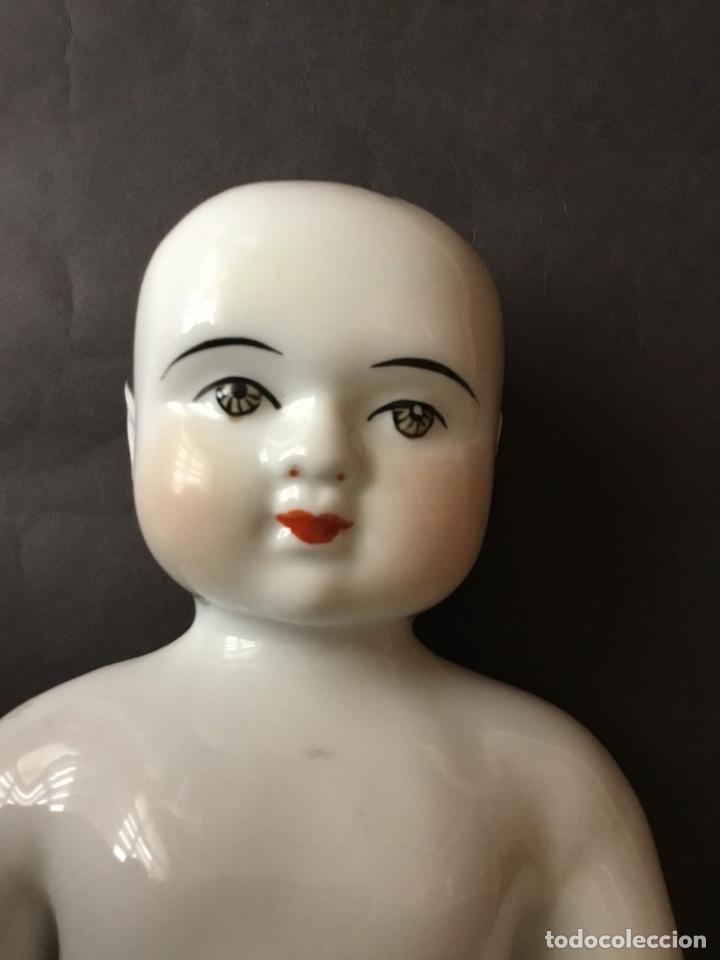 Muñecas Porcelana: Badepuppe o Frozen Charlie 30 cm, muñeco de baño - Foto 2 - 141558272