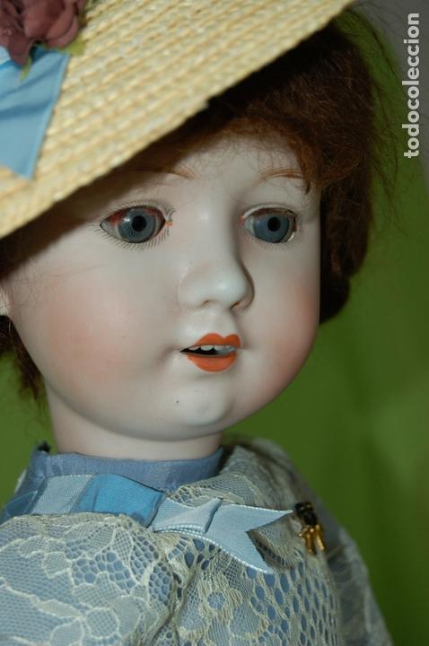 Muñecas Porcelana: muñeca MOA molde 200 - Foto 4 - 167832644