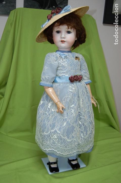 Muñecas Porcelana: muñeca MOA molde 200 - Foto 7 - 167832644