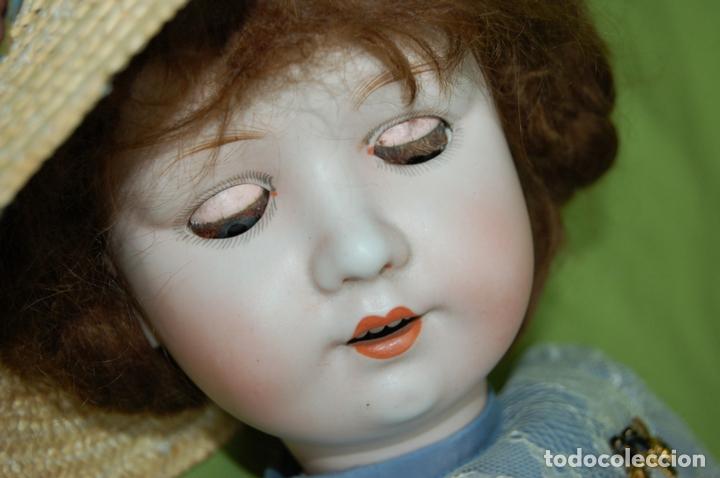 Muñecas Porcelana: muñeca MOA molde 200 - Foto 8 - 167832644