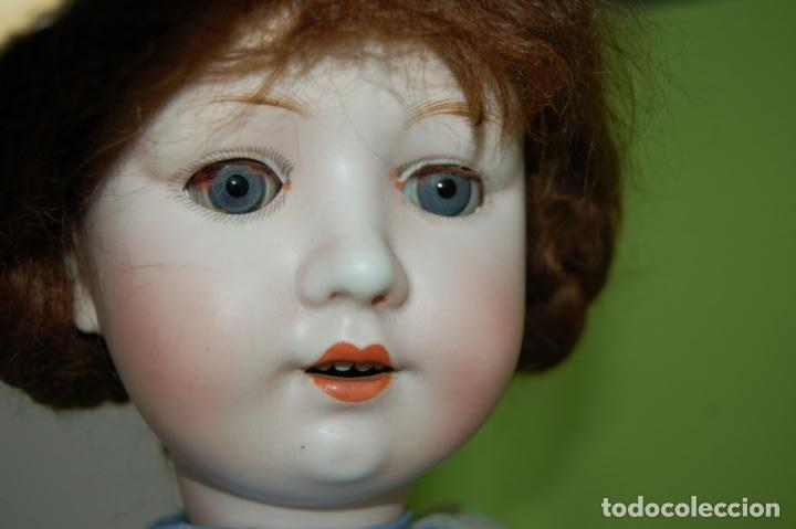 Muñecas Porcelana: muñeca MOA molde 200 - Foto 10 - 167832644