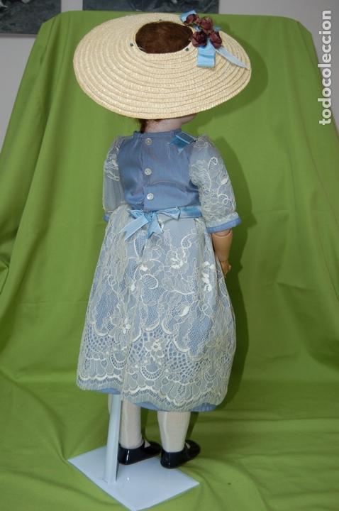 Muñecas Porcelana: muñeca MOA molde 200 - Foto 13 - 167832644