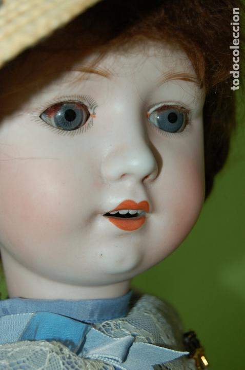 Muñecas Porcelana: muñeca MOA molde 200 - Foto 15 - 167832644