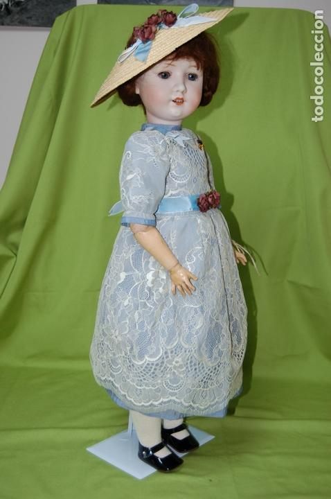 Muñecas Porcelana: muñeca MOA molde 200 - Foto 16 - 167832644