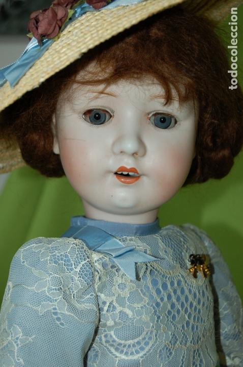 Muñecas Porcelana: muñeca MOA molde 200 - Foto 19 - 167832644