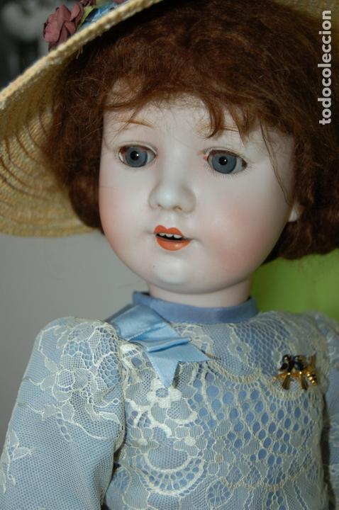 Muñecas Porcelana: muñeca MOA molde 200 - Foto 21 - 167832644