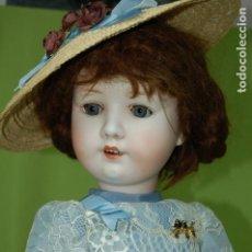 Muñecas Porcelana: MUÑECA MOA MOLDE 200. Lote 167832644