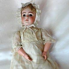 Muñecas Porcelana: MUÑECA ANTIGUA DEP. Lote 168365124
