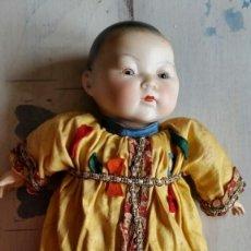 Muñecas Porcelana: ARMAND MARSEILLE ORIENTAL DE 25 CM. Lote 168804252