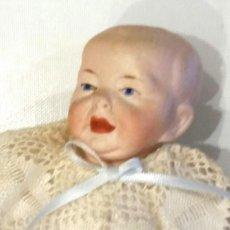 Muñecas Porcelana: BEBE ESTILO KAISER MARCADO CON UN 5 DE 20 CM. Lote 168805452