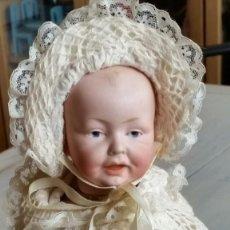 Muñecas Porcelana: BEBE HERTEL SCHWAB & CO DE 30 CM MARCADO 159-1. Lote 168806948