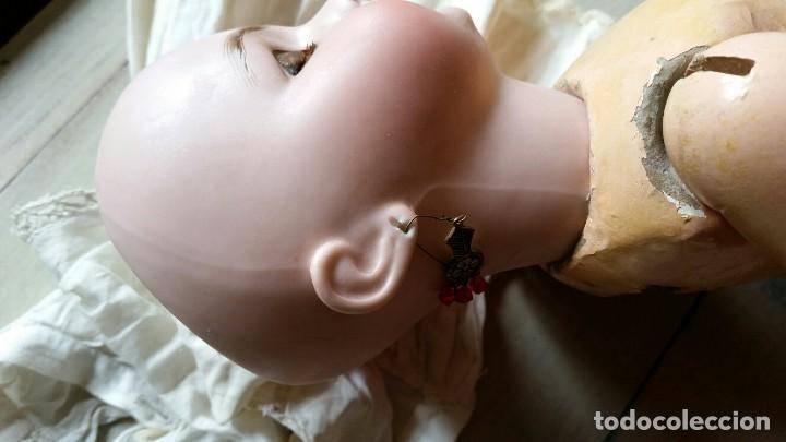 Muñecas Porcelana: MUÑECA DE PORCELANA DE 45 CM DEP SIMON Y HALBIG HABLADORA - Foto 13 - 168810788