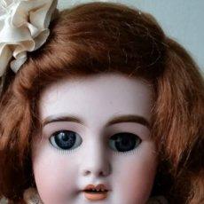 Muñecas Porcelana: MUÑECA DE PORCELANA DE 45 CM DEP SIMON Y HALBIG ANDADORA. Lote 168811572