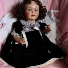 Muñecas Porcelana: PRECIOSA BEBÉ JUTTA, 1914 SIMON & HALBIG PARA KESTNER, CABEZA PORCELANA - DOLL, POUPÉE. Lote 168953732