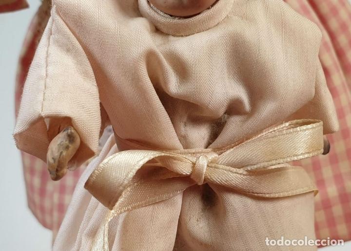 Muñecas Porcelana: MUÑECA AUTÓMATA. CAJA DE MÚSICA. ARMAND MARSEILLE. MADE IN GERMANY. SIGLO XIX-XX - Foto 5 - 169564336