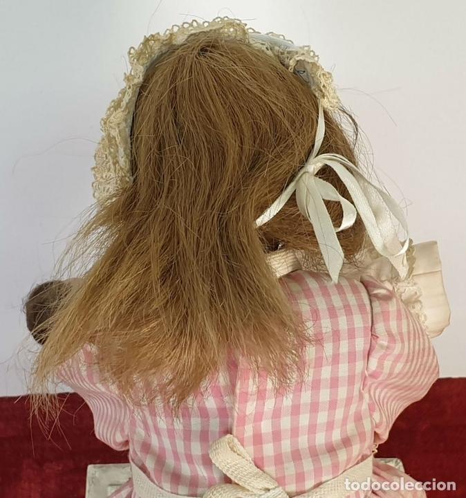 Muñecas Porcelana: MUÑECA AUTÓMATA. CAJA DE MÚSICA. ARMAND MARSEILLE. MADE IN GERMANY. SIGLO XIX-XX - Foto 12 - 169564336