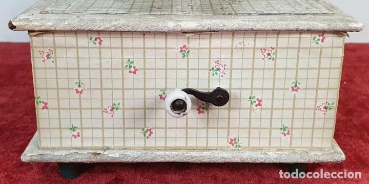 Muñecas Porcelana: MUÑECA AUTÓMATA. CAJA DE MÚSICA. ARMAND MARSEILLE. MADE IN GERMANY. SIGLO XIX-XX - Foto 18 - 169564336