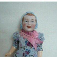 Muñecas Porcelana: MUÑECA ALEMANA -1920 - RECKNAGEL. Lote 159589662