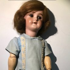 Muñecas Porcelana: MUÑECA ALEMANA ANTIGUA SIMON & HALBIG, 2 1/2. CABEZA PORCELANA, CUERPO ARTICULADO.. Lote 169869142