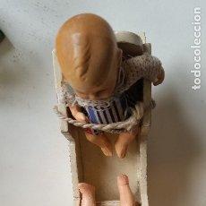 Muñecas Porcelana: ANTIGUAS MONECASDE COLECION, BEBES GEMELAS EN PORCELANA MAD GERMANY ANOS 30,40. Lote 173107209