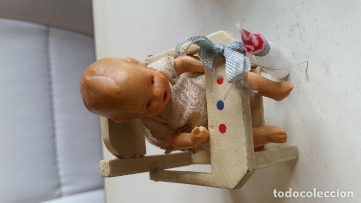 Muñecas Porcelana: ANTIGUA MONECA DE COLECION HECHA DE PORCELANA MADE GERMANY ANOS 30,40 EN SUA CADARITA - Foto 2 - 173107750