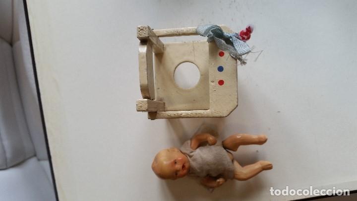 Muñecas Porcelana: ANTIGUA MONECA DE COLECION HECHA DE PORCELANA MADE GERMANY ANOS 30,40 EN SUA CADARITA - Foto 3 - 173107750