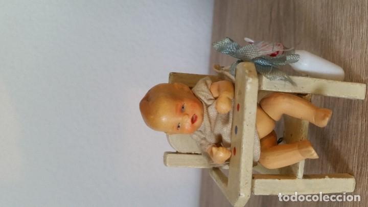 Muñecas Porcelana: ANTIGUA MONECA DE COLECION HECHA DE PORCELANA MADE GERMANY ANOS 30,40 EN SUA CADARITA - Foto 7 - 173107750