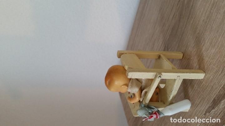 Muñecas Porcelana: ANTIGUA MONECA DE COLECION HECHA DE PORCELANA MADE GERMANY ANOS 30,40 EN SUA CADARITA - Foto 9 - 173107750