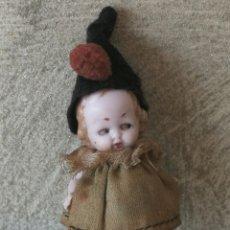 Muñecas Porcelana: ANTIGUA MUÑECA BISCUIT GERMANY AÑOS 20. Lote 173504908