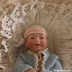 Muñecas Porcelana: MUÑECO ALEMANO JDK KESTNER 1945. Lote 173549454
