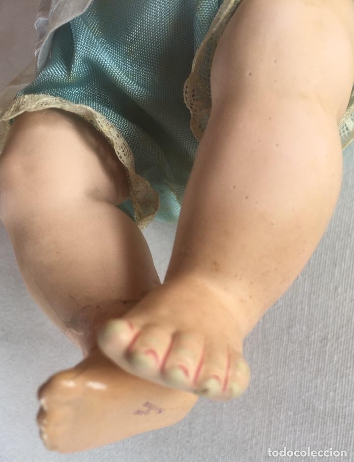Muñecas Porcelana: Muñeco Franz Schimdt&Company 1271/23Z Deponient biscuit porcelana 1890 - Foto 16 - 173577158