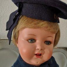 Muñecas Porcelana: PRECIOSO BEBE ARMAND MARSELLE 50 CM AÑOS 30,VA MARCADO,(ROPA NO INCLUIDA). Lote 174370442