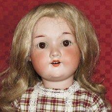 Muñecas Porcelana: ANTIGUA MUÑECA ARMAND MARSEILLE 390 A 6 M - GERMANY DE 54 CM. Lote 175159350