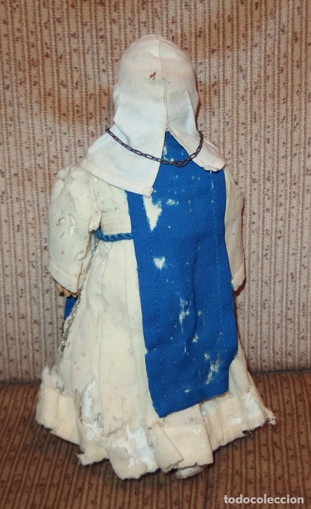 Muñecas Porcelana: PEQUEÑA MUÑECA GREBÜDER KNOCH,PORCELANA,GERMANY,201,ARTICULADA,25 CMS,CUERPO MARCADO,PPIO S.XX - Foto 5 - 176502427