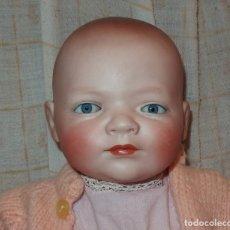 Muñecas Porcelana: SIEGFRIED BABY,BABY REGIS,PORCELANA,KESTNER,GERMANY,FINALES DEL S.XIX. Lote 177048828