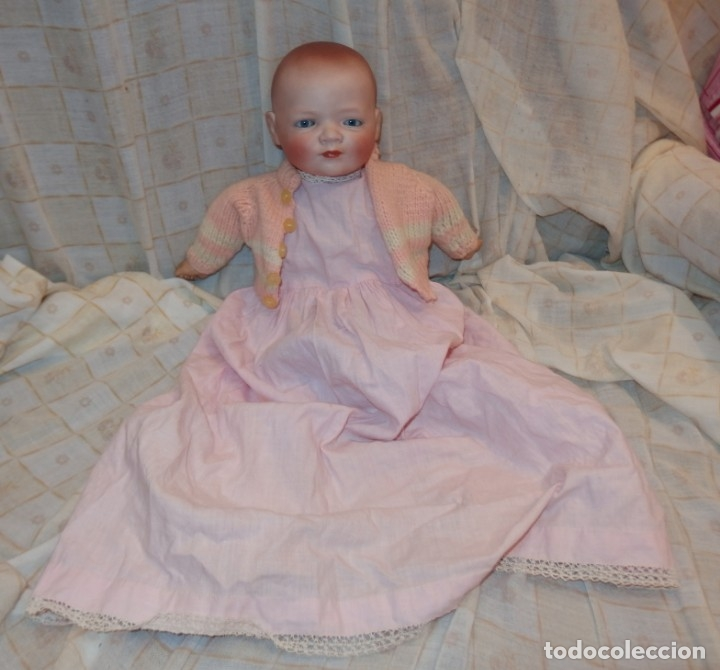 Muñecas Porcelana: SIEGFRIED BABY,BABY REGIS,PORCELANA,KESTNER,GERMANY,FINALES DEL S.XIX - Foto 2 - 177048828