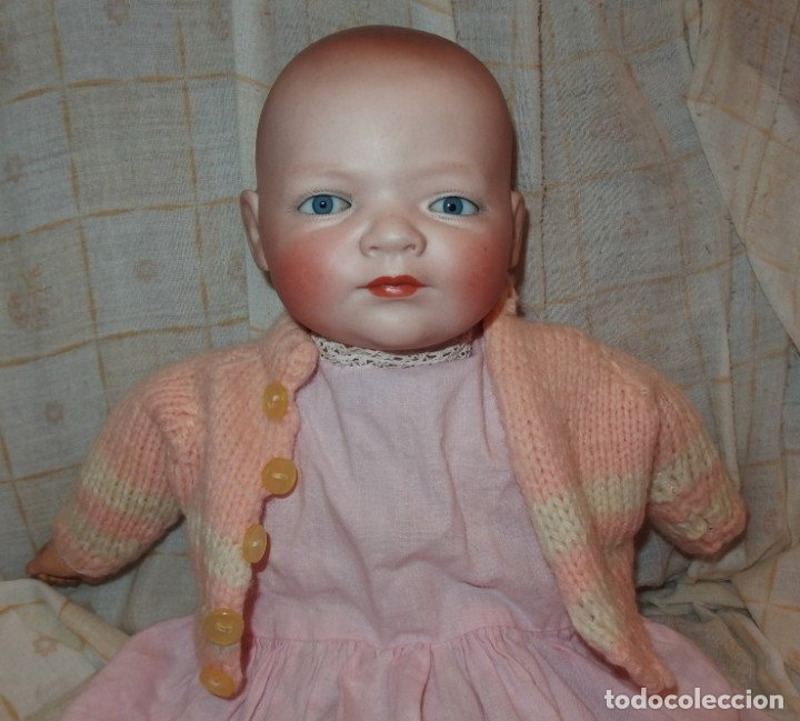Muñecas Porcelana: SIEGFRIED BABY,BABY REGIS,PORCELANA,KESTNER,GERMANY,FINALES DEL S.XIX - Foto 3 - 177048828