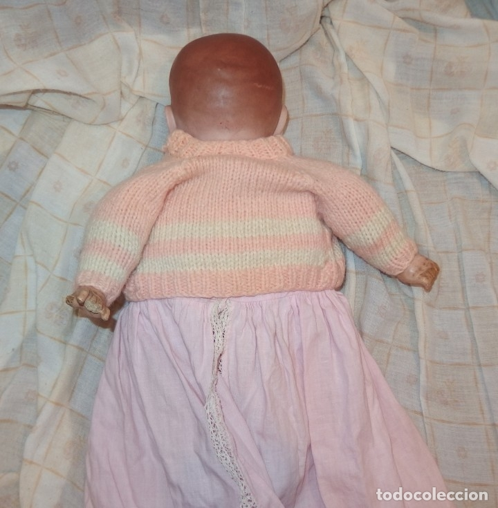 Muñecas Porcelana: SIEGFRIED BABY,BABY REGIS,PORCELANA,KESTNER,GERMANY,FINALES DEL S.XIX - Foto 5 - 177048828