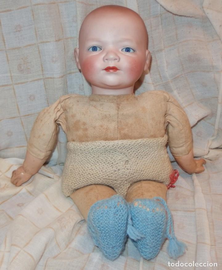Muñecas Porcelana: SIEGFRIED BABY,BABY REGIS,PORCELANA,KESTNER,GERMANY,FINALES DEL S.XIX - Foto 6 - 177048828