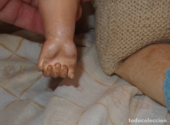Muñecas Porcelana: SIEGFRIED BABY,BABY REGIS,PORCELANA,KESTNER,GERMANY,FINALES DEL S.XIX - Foto 9 - 177048828