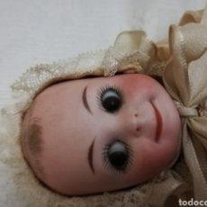 Muñecas Porcelana: MUÑECA ALEMANA ANTIGUA PORCELANA. Lote 177953993