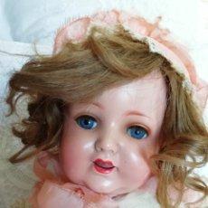 Muñecas Porcelana: EXCELENTE MUÑECA DE A. MARSEILLE 996 52CM. Lote 178274400