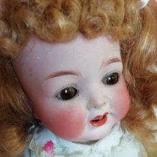 Muñecas Porcelana: EXCELENTE MUÑECA DE HEUBACH KOPPELSDORF 342.4 45CMCM. Lote 178280032