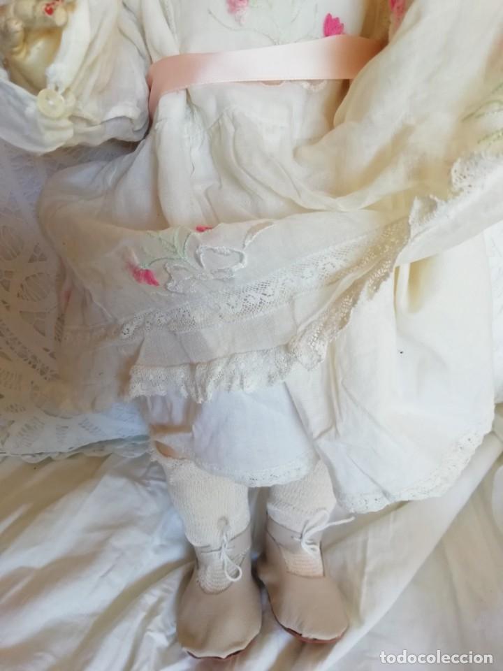 Muñecas Porcelana: Excelente muñeca de Heubach Koppelsdorf 342.4 45cmcm - Foto 2 - 178280032