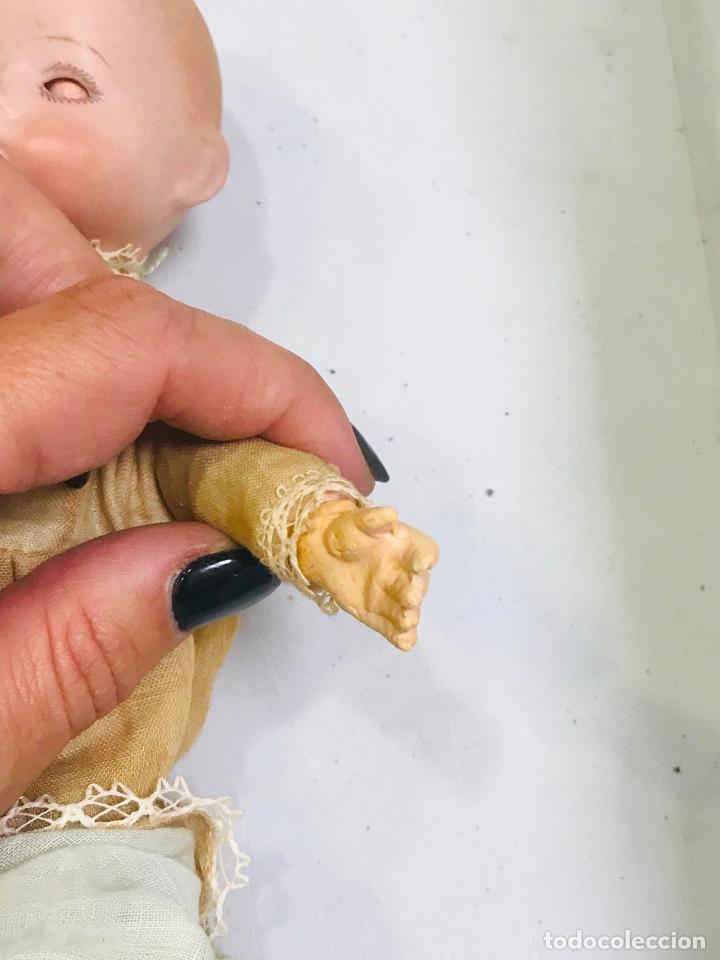 Muñecas Porcelana: CABEZA MUÑECO DE PORCELANA marcado germany 16 - Foto 4 - 180041567