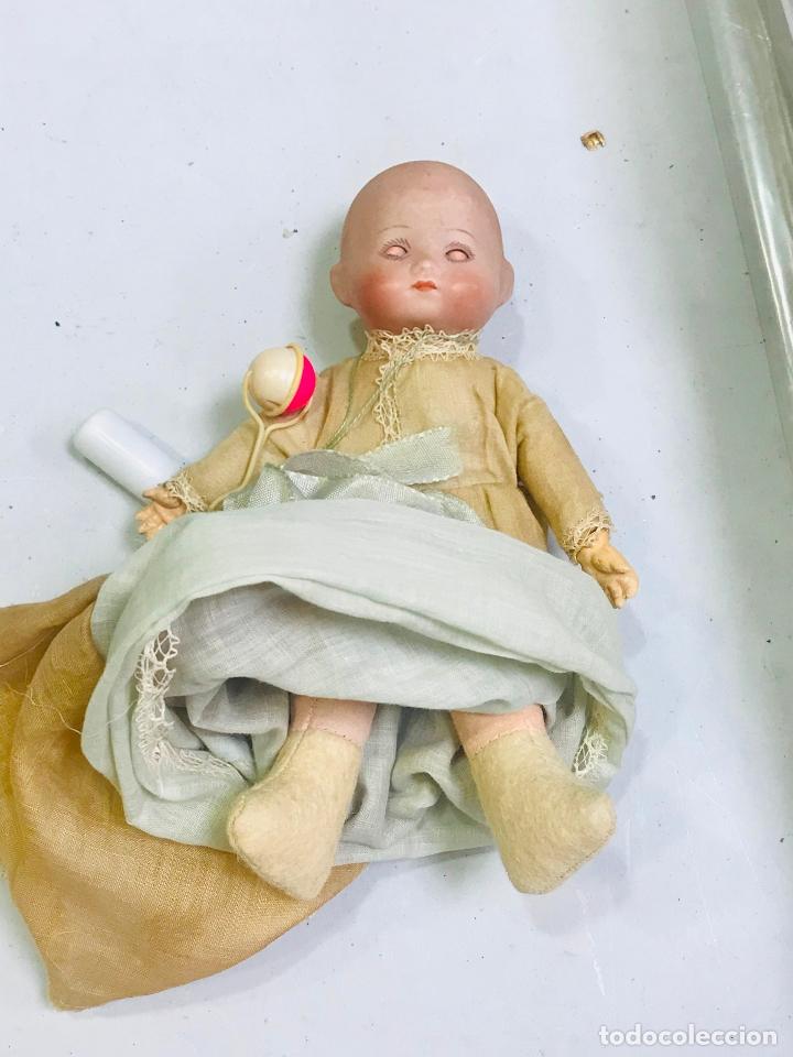 Muñecas Porcelana: CABEZA MUÑECO DE PORCELANA marcado germany 16 - Foto 5 - 180041567