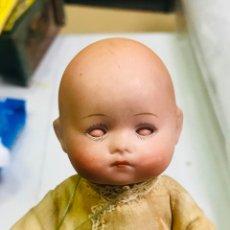 Muñecas Porcelana: CABEZA MUÑECO DE PORCELANA MARCADO GERMANY 16. Lote 180041567