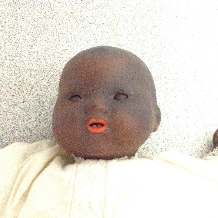 Muñecas Porcelana: MUÑECO BEBE DE COLOR A.M 351 - Foto 5 - 180339558