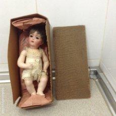 Muñecas Porcelana: MUÑECO BEBE FRANZ SCHIDT 1295. Lote 180343528